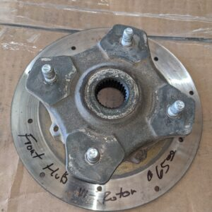 Used Arctic Cat Wildcat 1000X Front Hub With Rotor