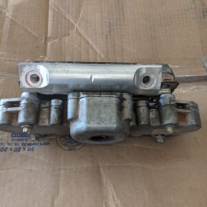 Used Arctic Cat Wildcat 1000X Oem Steering Gearbox and Slider With Wedge Plate (No Steering Shaft)